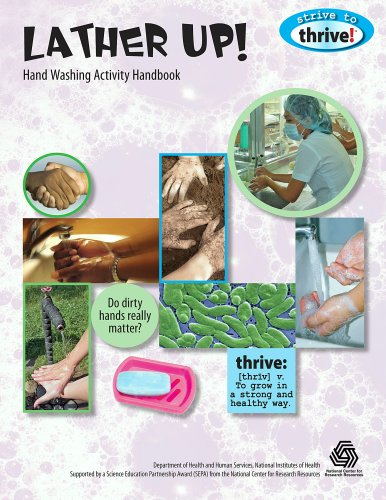 Lather Up! Hand Washing Activity Handbook (Strive to Thrive!) (4th Grade Math Project Based Learning Ideas)