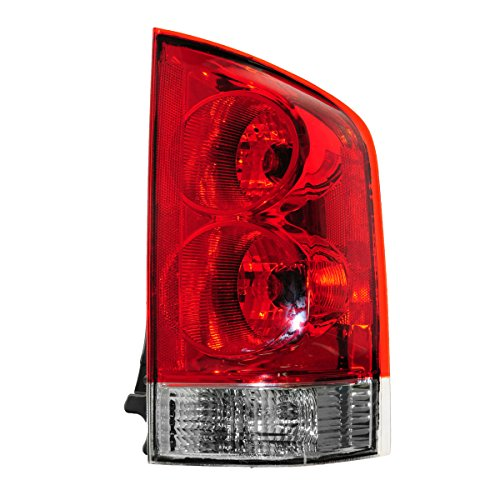 Taillight Taillamp Brake Light Lamp RH Right Side Rear for 05-13 Nissan Armada ()