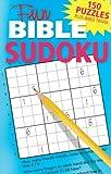 Fun Bible Sudoku, Barbour Publishing, 1597894680