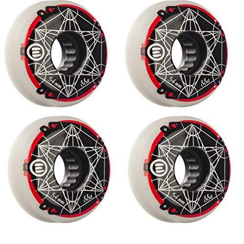 Eulogy Aggressive Wheels 54mm Metatron Cube 88A 4-pk ()