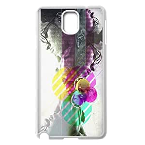 Samsung Galaxy Note 3 Cell Phone Case White Kid Kudi SU4586191