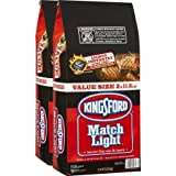 Kingsford Match Light Instant Charcoal Briquettes, 11.6 lbs, 2 Count