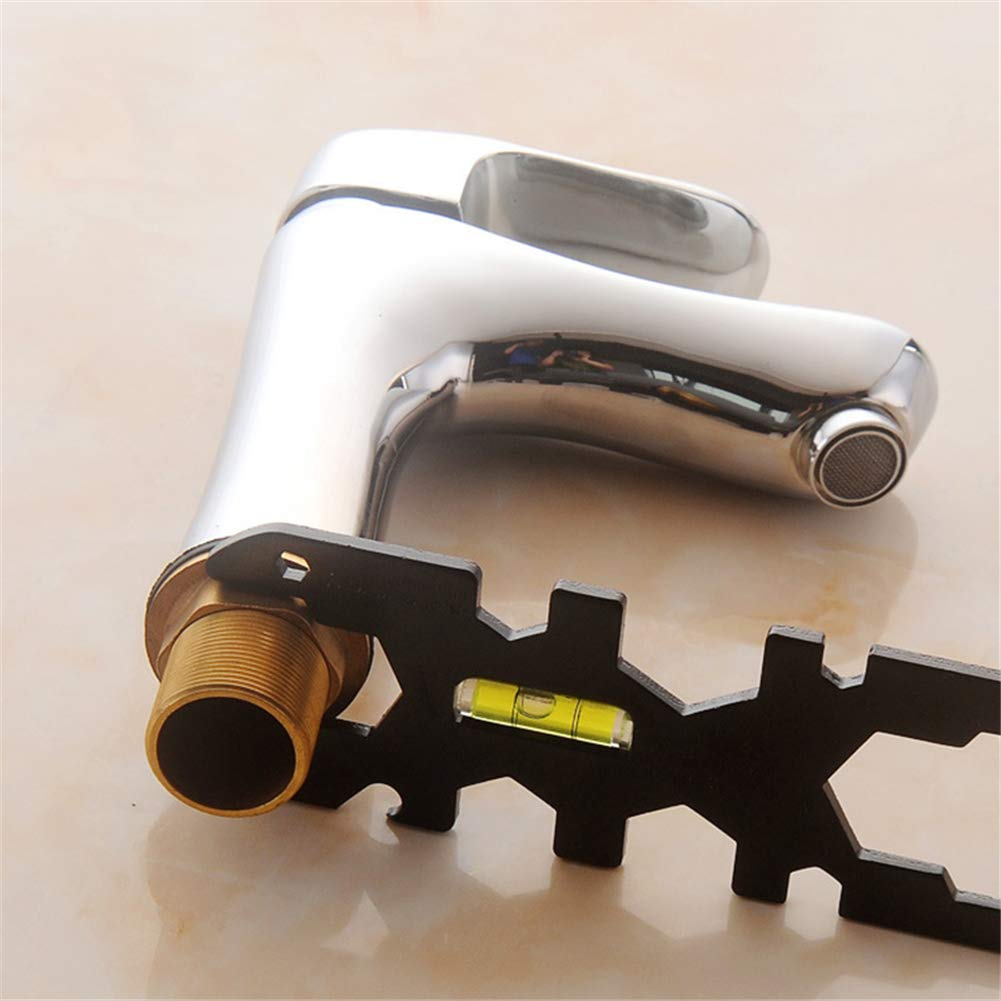 StarALL Universal Bathroom Shower Faucet Wrench Faucet Installed Ride Repair Tool