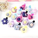 Children hairpin hair accessories cute bangs small hairpin girls hair clips jewelry sweet baby