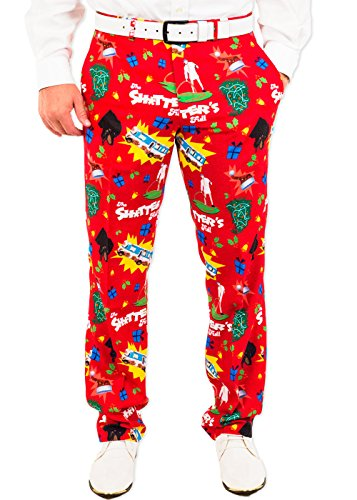 Sh!ter was Full Holiday Suit Pants