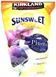 Signature's Dried Plums Pitted Prunes, 3.5 Pounds (2 Bags)