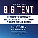 Big Tent: The Story of the Conservative Revolution - As Told by the Thinkers and Doers Who Made It Happen Audiobook by Mallory Factor, Elizabeth Factor Narrated by  various narrators, David Cochran Heath, John Pruden, Robert Scott, Tom Weiner, John McLain, J. Paul Boehmer