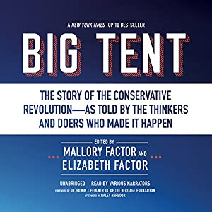 Big Tent Audiobook