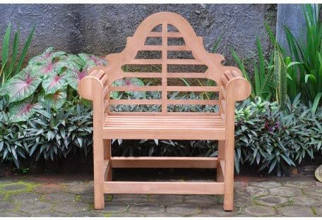 Windsor's Genuine Grade A Teak Lutyens 4pc Set,from Indonesian Plantation