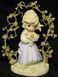 Precious Moments In Godu0027s Beautiful Garden Of Love Century Circle Retailer  Limited Edition 261629 By Precious