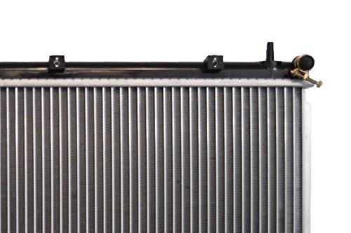 Radiator-1 Row Plastic Tank Aluminum Core CSF 3515