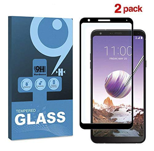 ALECTIDE LG STYLO 4 Screen Protector, Full Coverage Anti-Sc
