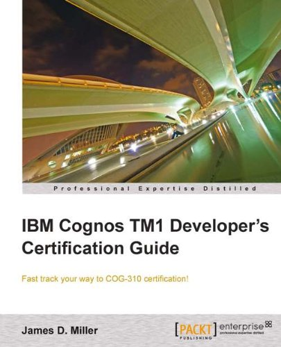 Download IBM Cognos TM1 Developer's Certification guide Pdf