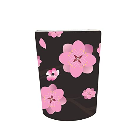 YaYa Cafe™ Floral Flower Statuesque Charming Decorative Pot Planter Indoor (Only Pot)