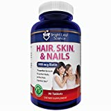 Hair Skin & Nails Restoring Vitamins Minerals Plus Herbs For Health & Vitality 90 Tablets For Sale