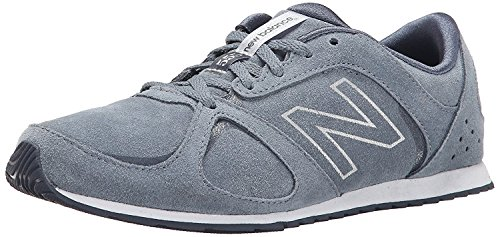 New Balance Womens WL555 Womens Only Casual Running Shoe, Gris oscuro, 44 B(M) EU/10 B(M) UK