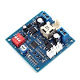 Icstation 12V 5A PC Case CPU Fan Thermostat Speed Controller for 2 3 Wire Cooling Fan