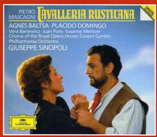 Cavalleria Rusticana-Comp Oper