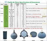 Pawfly 4-Inch Air Stone Disc Bubble Diffuser with