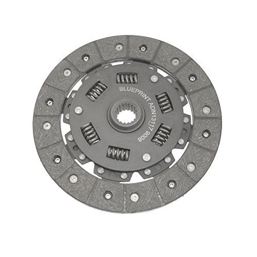 Blue Print ADN13117 Clutch Disc, pack of one: