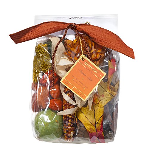 Aromatique Decorative Potpourri - Pumpkin Spice (12oz Pocketbook Bag) by Aromatique