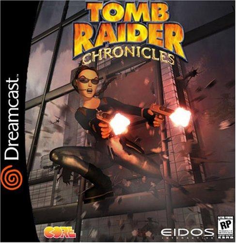 TOMB RAIDER CHRONICLES VIDEO GAME (SEGA DREAMCAST CD-ROM