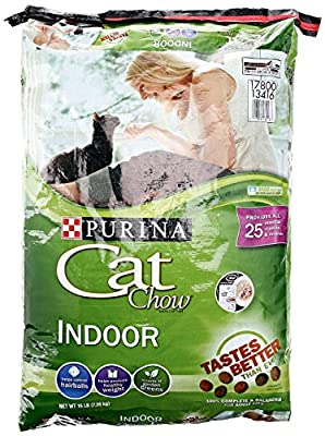Cat Chow Indoor, 16 Pounds by Nestle Purina