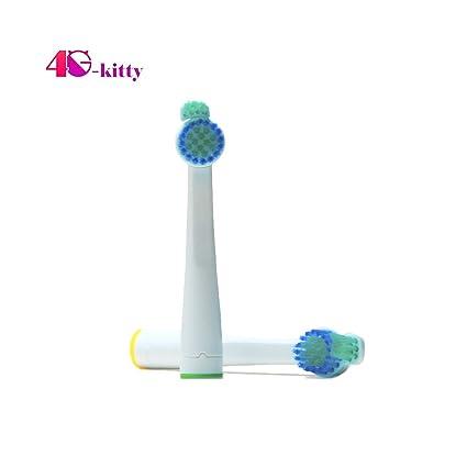 hofoo® 8 Pcs genéricos cabezales para cepillo de dientes eléctrico para philips Sonicare Sensiflex HX2014