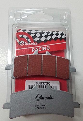 Brembo Sintered Race Front Pads for BMW, Aprilia, Ducati. Suzuki, Triumph (07BB37SC) ...