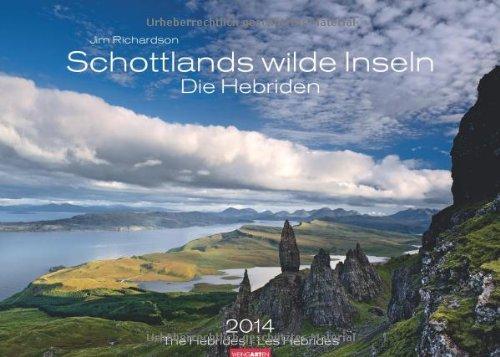 Schottlands wilde Inseln: Die Hebriden 2014