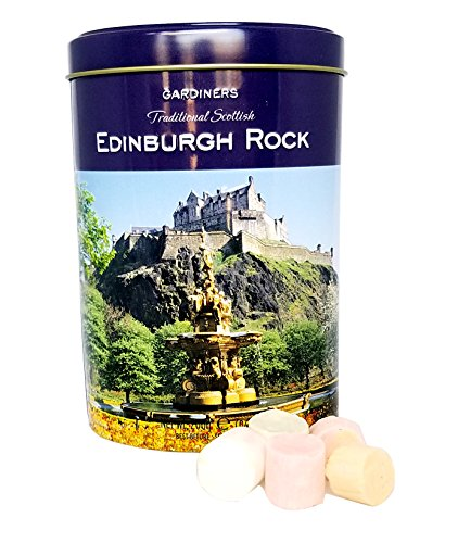 Gardiners of Scotland Traditional Edinburgh Rock Candy, 7 Ounce