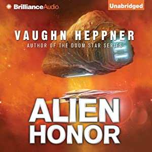 Alien Honor Hörbuch