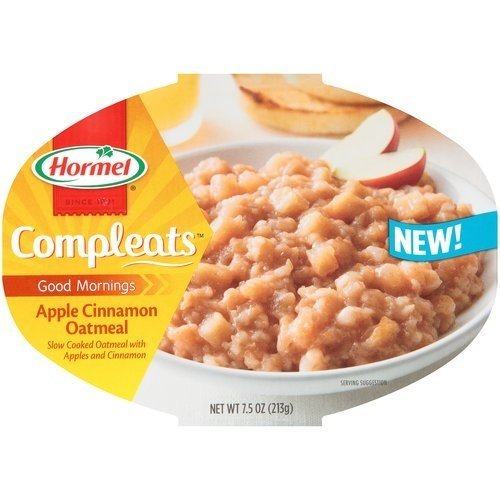 hormel-compleats-good-mornings-apple-cinnamon-oatmeal-pack-of-2