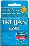 Trojan-Enz Spermicide 3ct