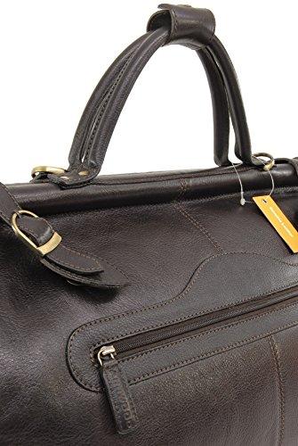 Ashwood Holdall Leather Weekend Gladstone Ashwood Gladstone Bag Weekend Bag Brown 6aSFU6