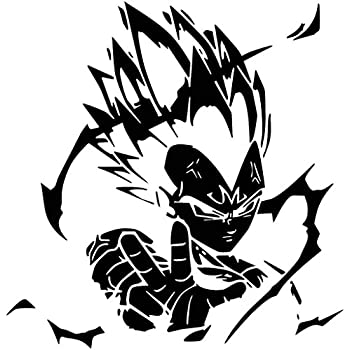Dragon Ball Z Black And White Pictures