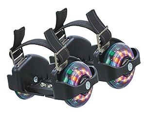 Funrollers Rollen für die Schuhe - größenverstellbar bis 80 kg Tragkraft...