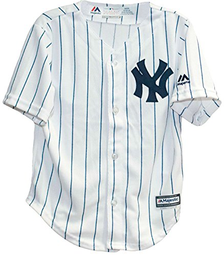 New York Yankees 2015 Home Cool Base Infant Jersey (18 months) (Infant New York Yankees Jersey compare prices)
