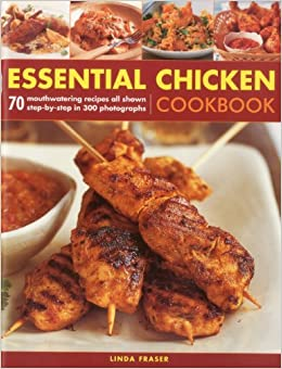 Book 70 Essential Chicken Recipes