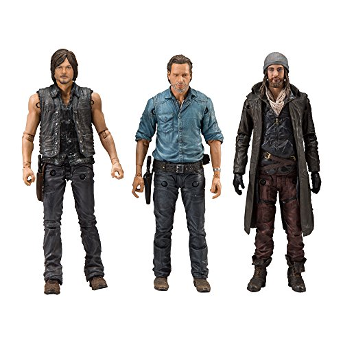 Картинки по запросу The Walking Dead Figures (TV Version) - Allies Deluxe Box Set