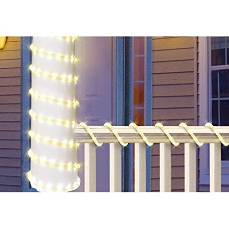 Amazon holiday time 18 clear crystallized rope light by holiday time 18 clear crystallized rope light by holiday time aloadofball Gallery