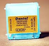 Nordin Dental HN-M3 Swiss Made Gold Plated