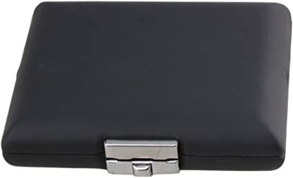 Caja Organizador para Almacenaje de Caña de Fagot Bassoon Oboe - PU Cuero, Negro - 92x78x22 mm (almacenar 3 cañas): Amazon.es: Instrumentos musicales