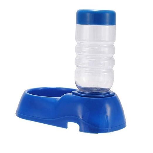 TD Tazones De Plástico For Agua Y Alimentos For Mascotas Tazones ...