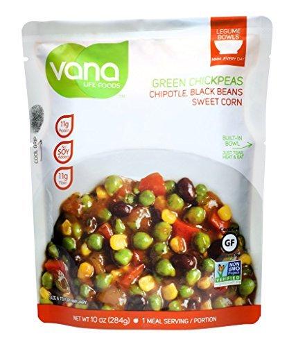 Vana Life Foods Entre Chckp Chptle Blkbn by Vana Life Foods
