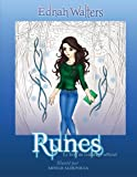 Runes: Le livre de coloriage officiel (Volume 1) (French Edition)