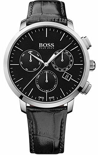 Hugo Boss Mens Men's Chronograph Analog Dress Quartz Watch (Imported) 1513266