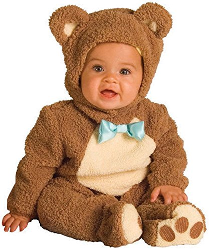 Teddy Bear Costume Baby (Oatmeal Bear Infant Costume(6-12 months))