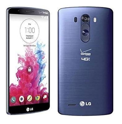 LG G3, Blue Steel 32GB (Verizon Wireless)