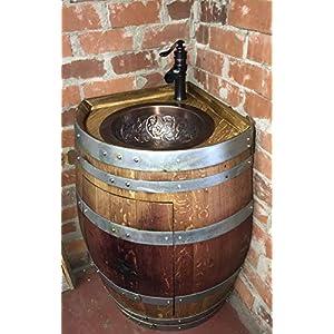 wine-barrel-corner-vanity-with-copper-sink